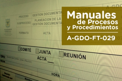 VERSION 01 TESTIGO DOCUMENTAL A-GDO-FT-029